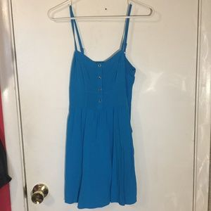 Blue Express Mini Dress